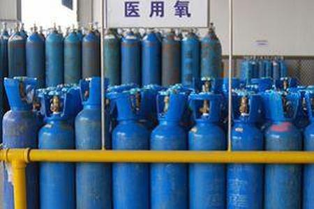 氧气标准气