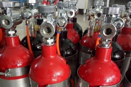 甲烷工业气体